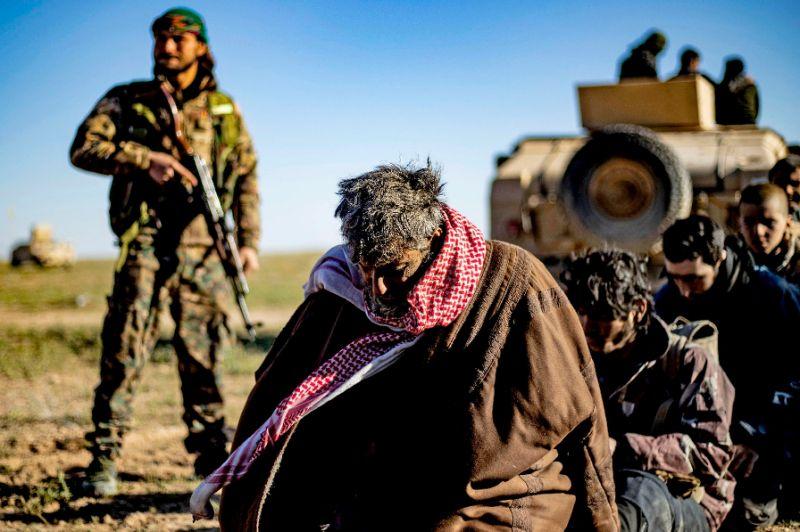 Daesh Kurdish-led Syrian Democratic Forces 02