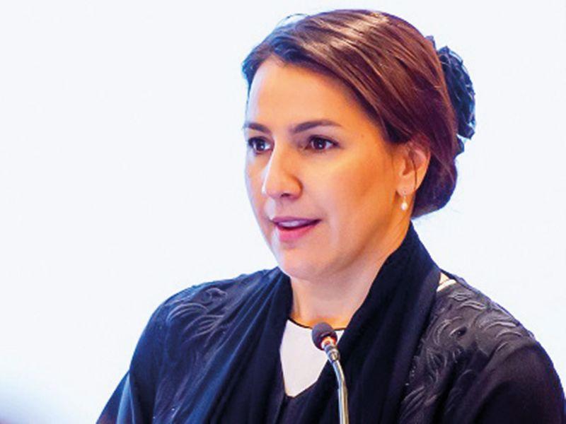 Mariam Bint Mohammad Saeed Hareb Al Muhairi, UAE Minister of State