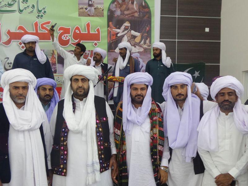 190304 Balochi community members