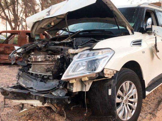 190304 car crash