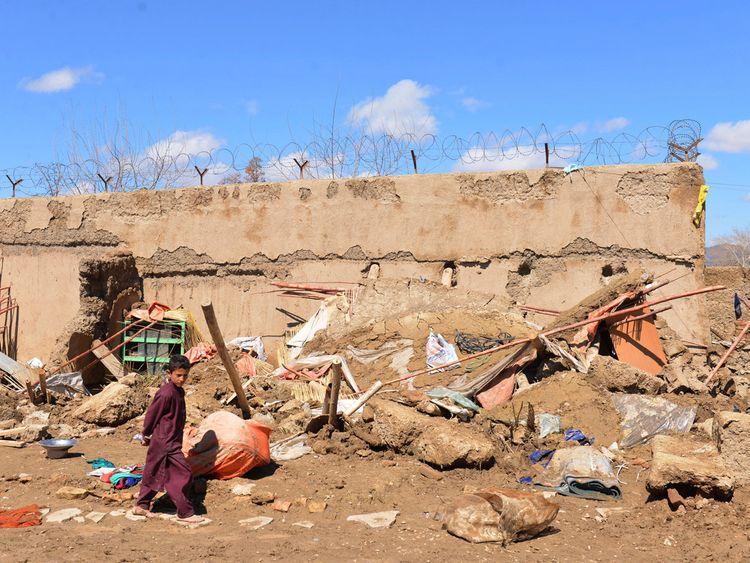 Afghanistan flash floods