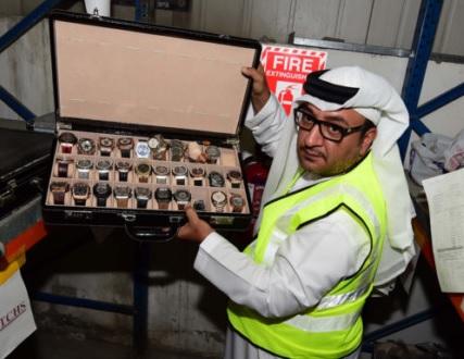 Ebrahim Behzad fake watches