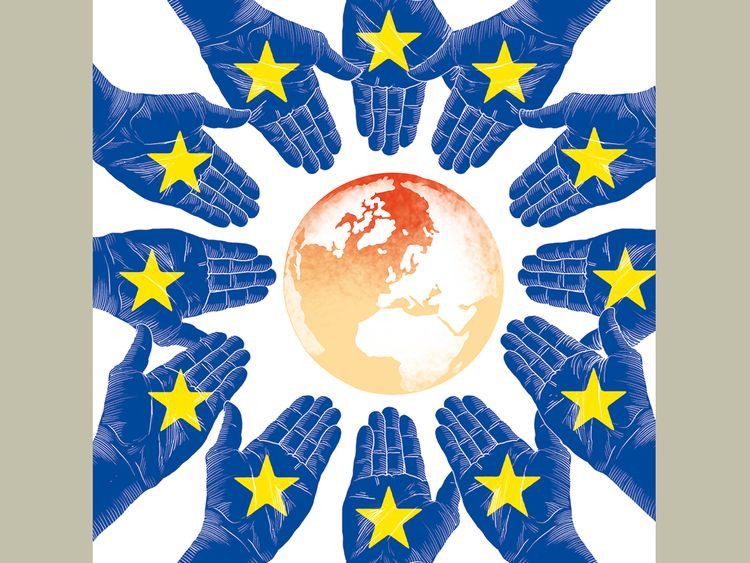Europe has a key role in a volatile world