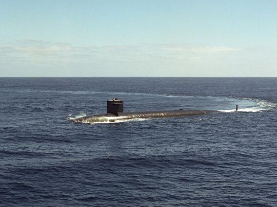 Pakistan Navy wards off Indian submarine, says spokesperson