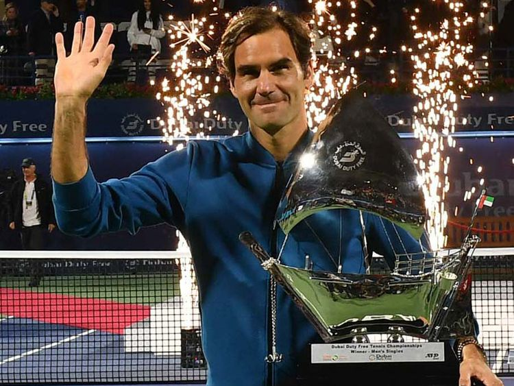 Roger Federer 9