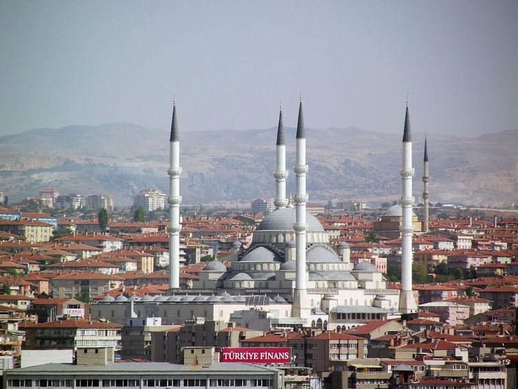 ankara-70528_1920 , in Turkey