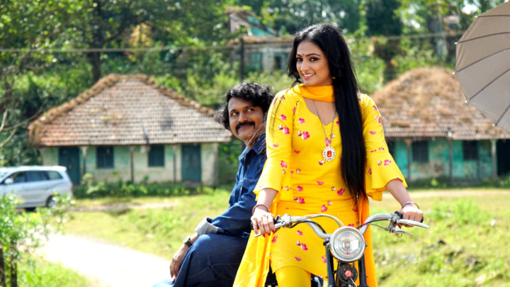 Lead-pair-Rishab-Shetty-and-Haripriya-in-Bell-Bottom-1551855063159