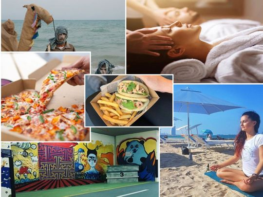 Free things to do in Dubai this weekend