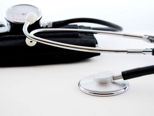 stethoscope Doctor Medical Blood Pressure