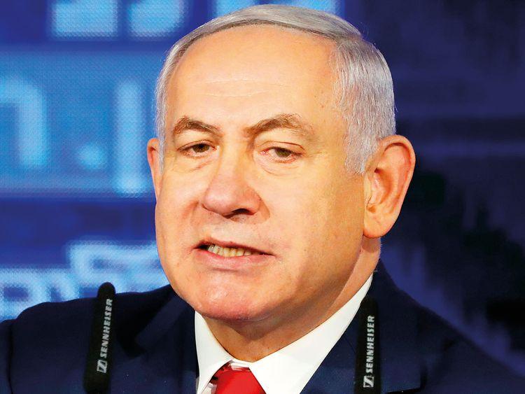 190309 Benjamin Netanyahu