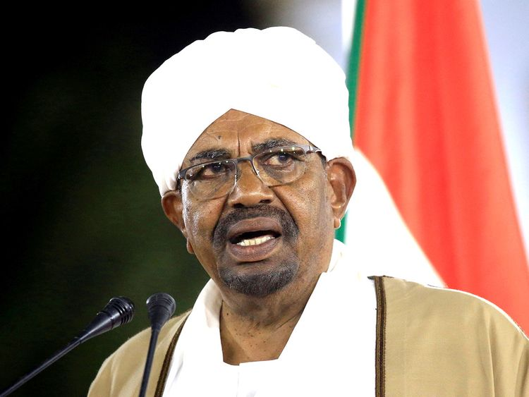 190309 Omar Al Bashir