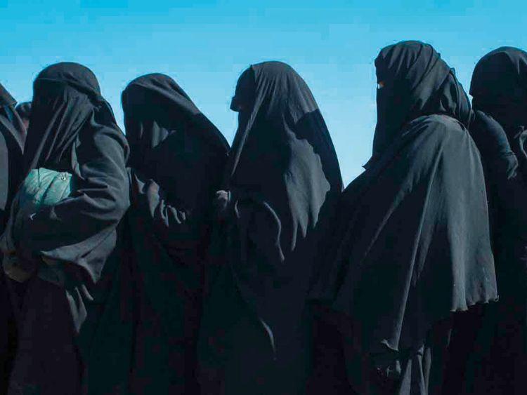 190309 syria women
