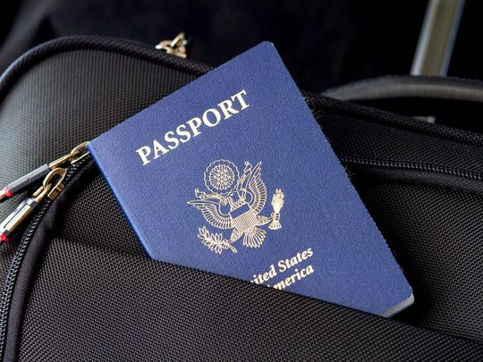 American passport generic