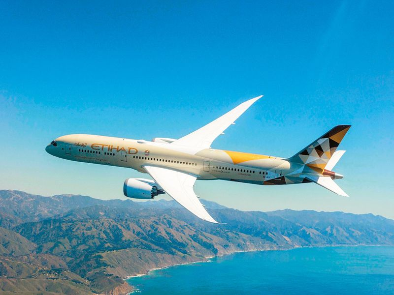 190310 Etihad airways