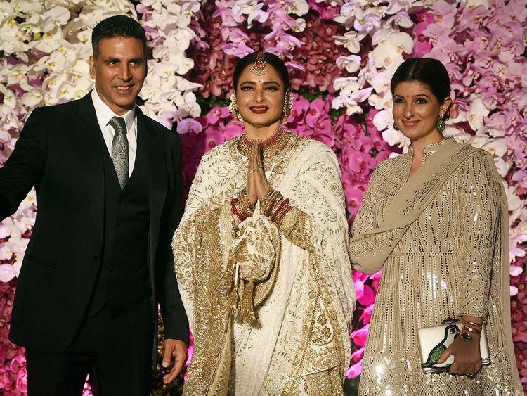 Akash Ambani-Shloka Mehta wedding: Who was at the reception?