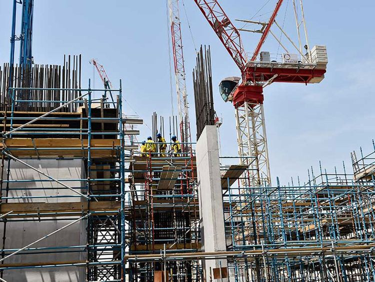 Stable prices of construction materials offer respite to UAE builders
