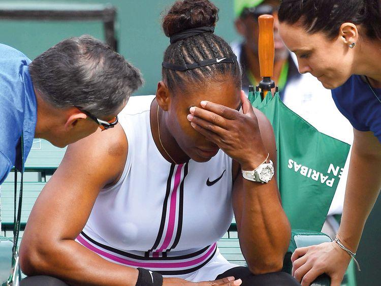 190311 Serena Williams