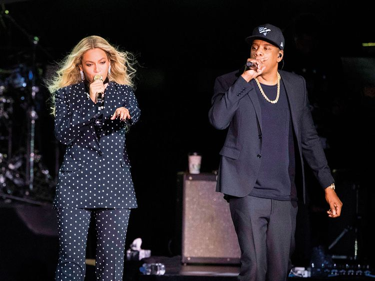 190311 Beyonce and Jay-Z
