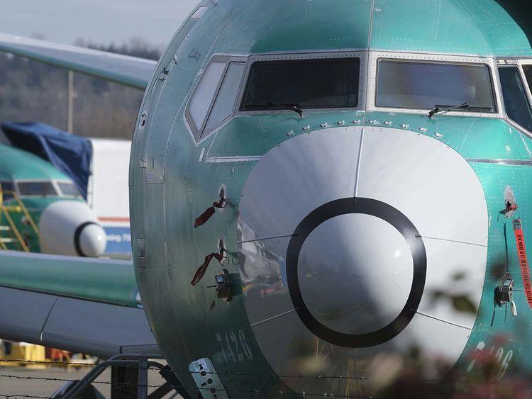 Boeing 737 MAX 8  20190312