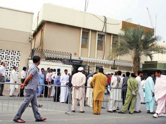 Coronavirus Pakistanis In The Uae Advised To Use Online Portal To Renew Passports And Id Cards Uae Gulf News