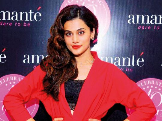 190313 Taapsee Pannu