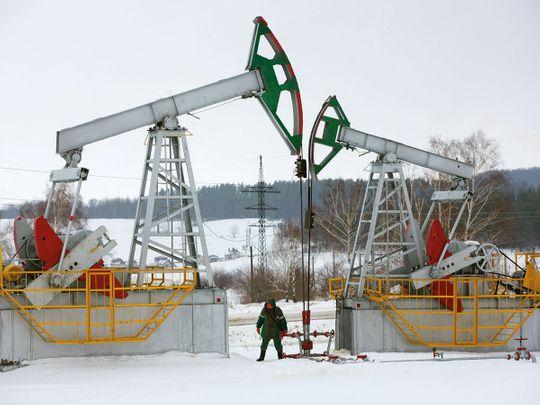 190313 oil pumping jacks