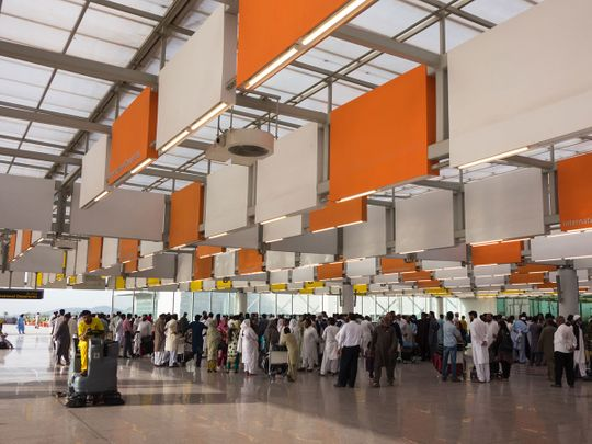 International Airport Islamabad, Pakistan