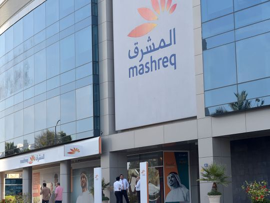 Mashreq Bank branch in Dubai Internet City 20190313