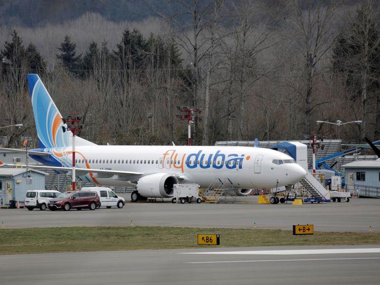 flydubai cancels flights amid Boeing mess