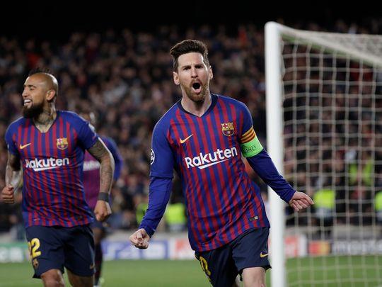 190314 Messi