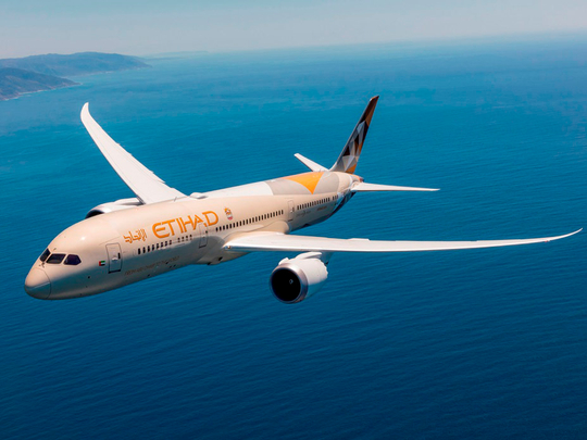 Etihad Airways losses mount for third year in a row