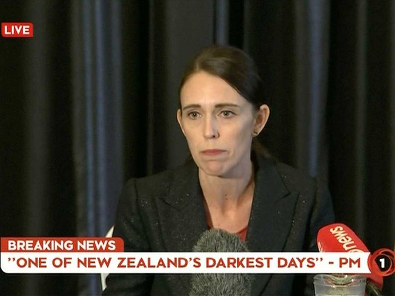 New Zealand Prime Minister Jacinda Ardern 20190315