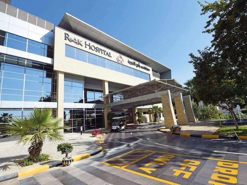 RAK Hospital wins two awards from World Medical Council