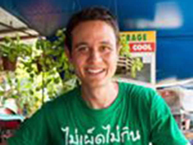 Mark Wiens