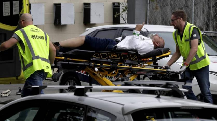 Saudi victim New Zealand