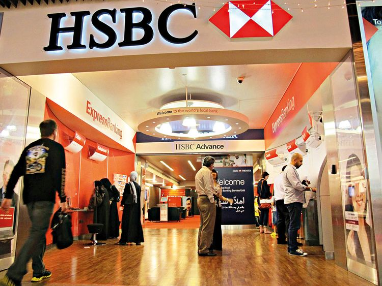 UK bank HSBC says to axe 4,000 jobs | Business – Gulf News