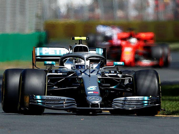 Australian Grand Prix - Melbourne Grand Prix Circuit