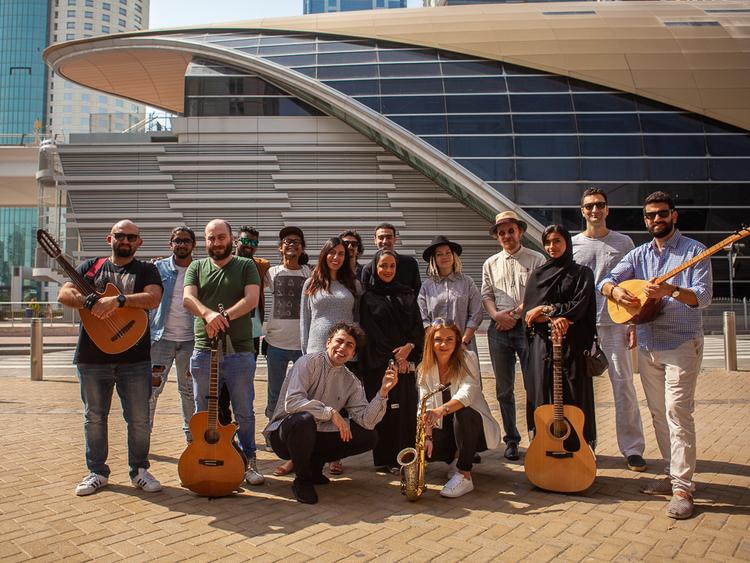 Dubai Metro Music Festival