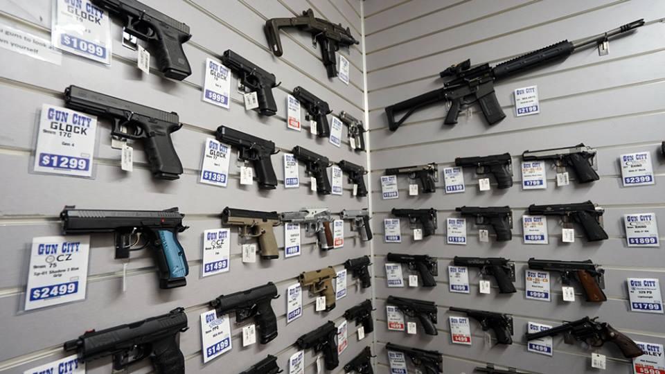 Gun City Auckland