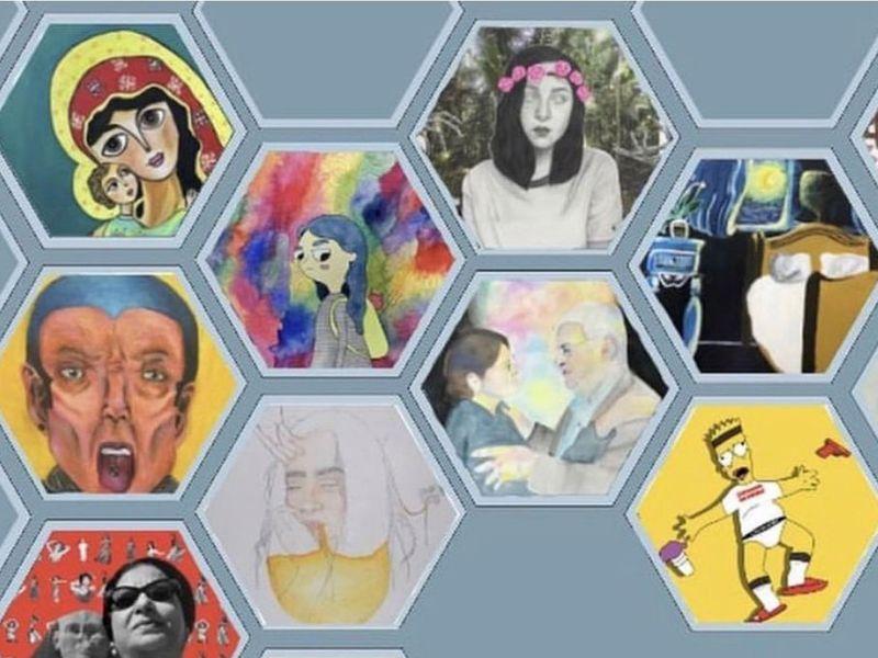 UAS IB visual art