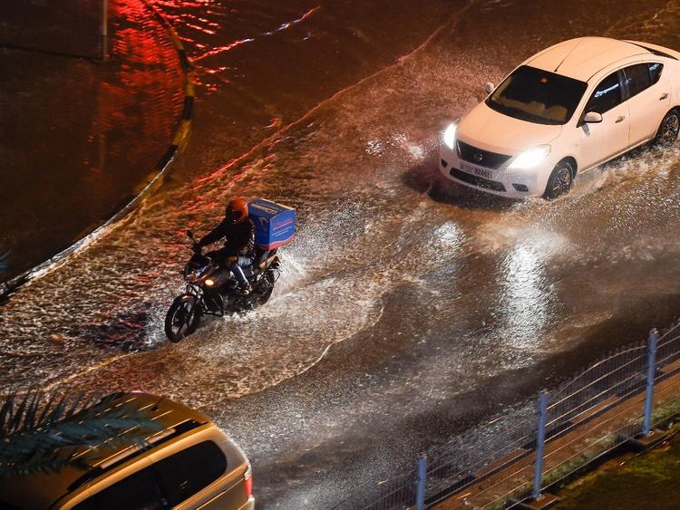 shj heavy rains