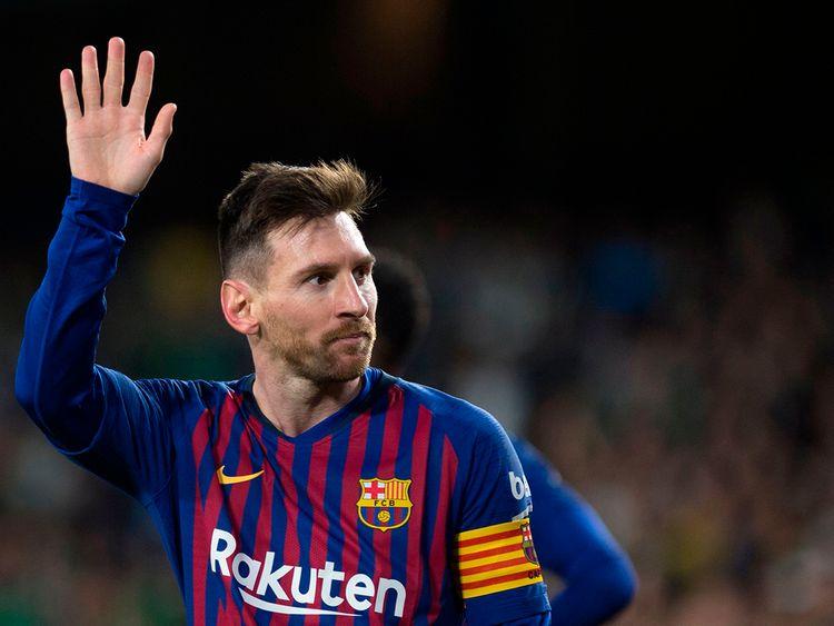 190318 Messi