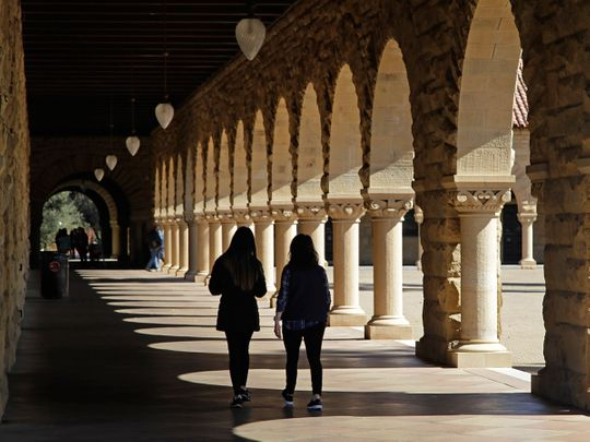 Has putting children into colleges become a rat race?