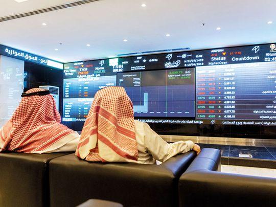 SAUDI STOCKS1