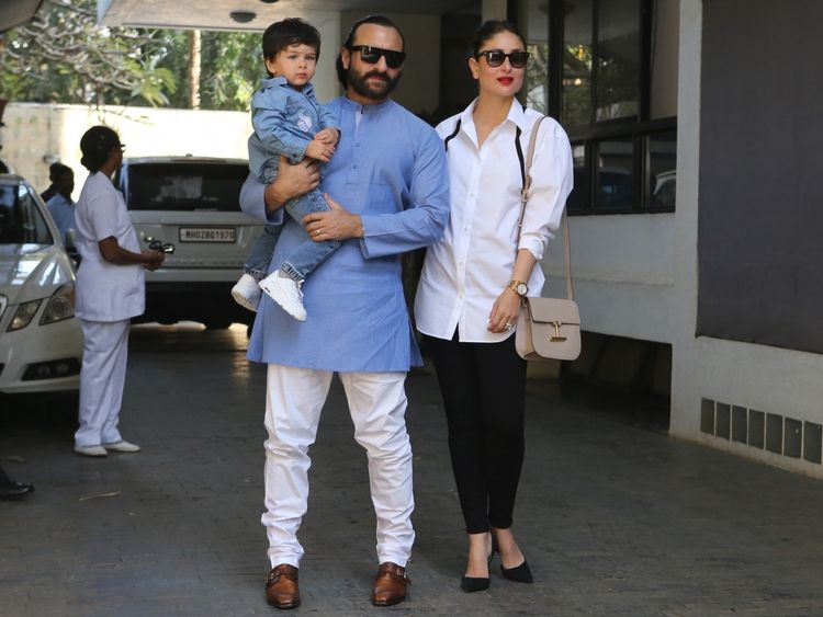 Bollywood: Actress Kareena Kapoor and Saif Ali Khan expecting their second child