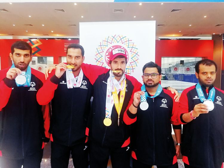 190320 uae table tennis players