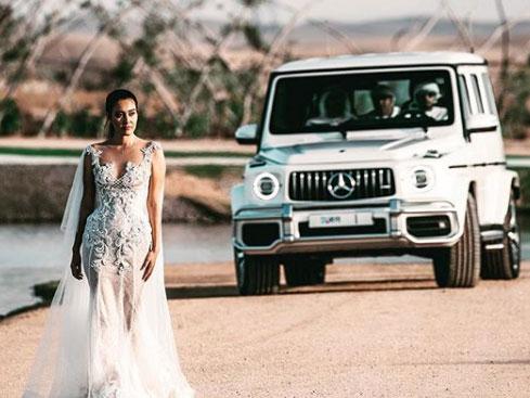 Al Qudra wedding