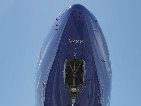 Boeing 737 Max 8 20190320