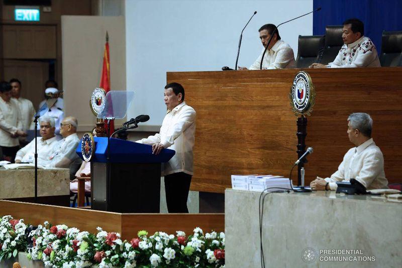 Duterte SONA