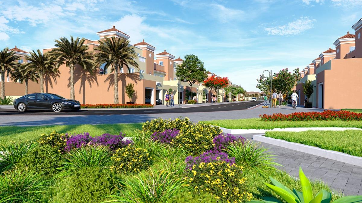 Marbella Village rendering 2
